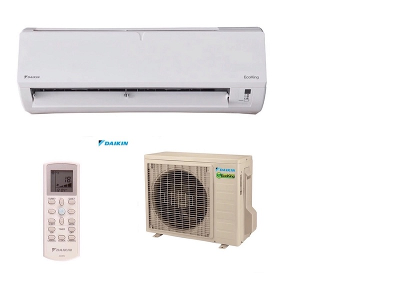 Daikin 1 0hp R410a Non Inverter Eco King Wall Mounted Air P Series Ftn10p Rn10f Conditioner
