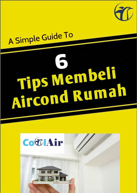 Tip Membeli Air Cond Rumah