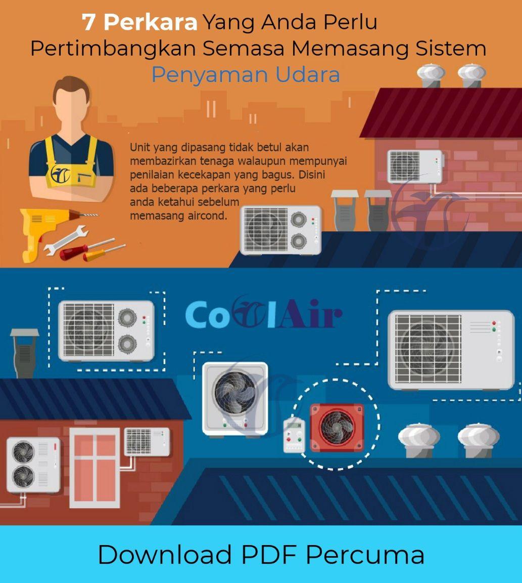 Tips Pemasangan Aircond Rumah